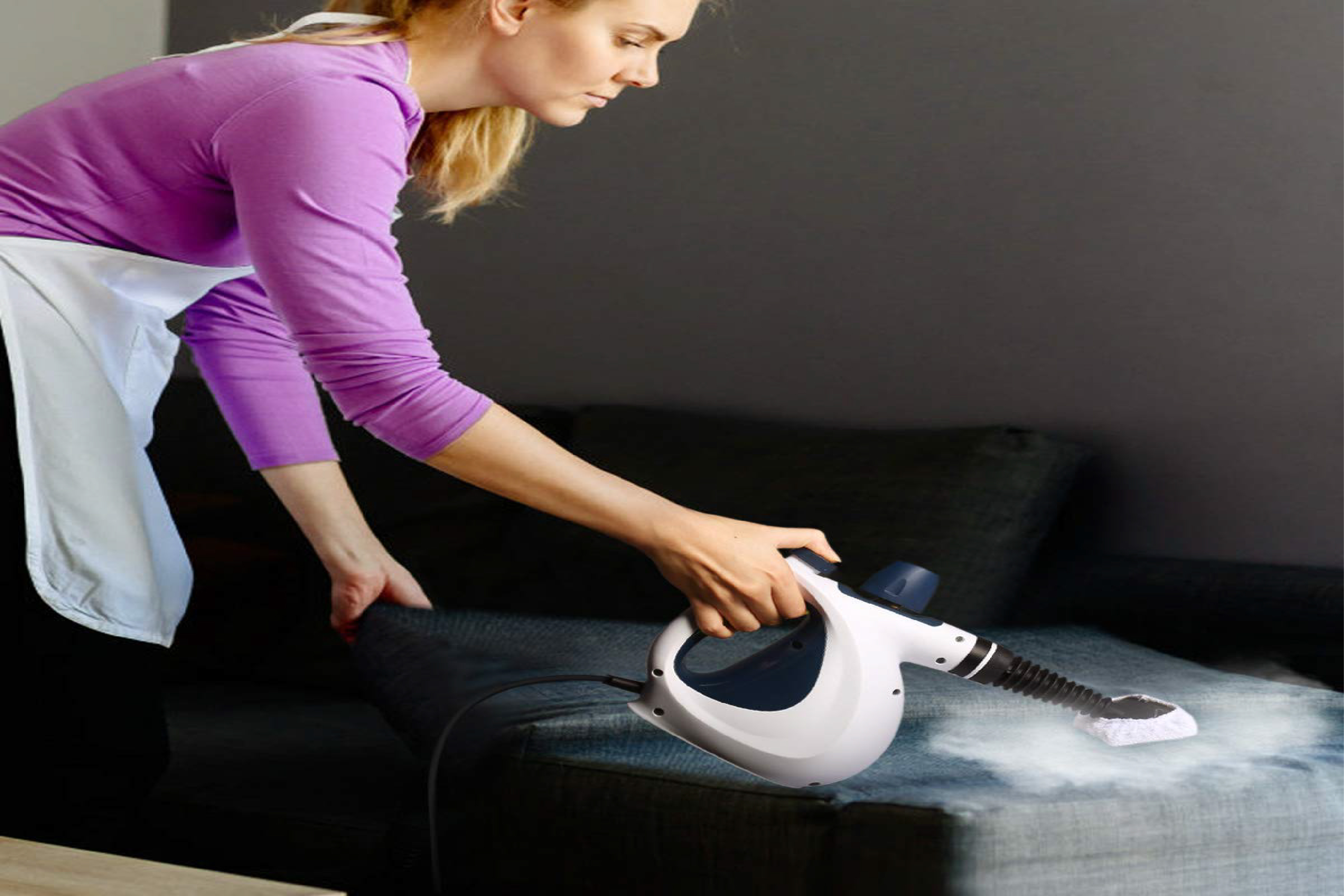 Why use a Steam Cleaner – 3+1 Reasons