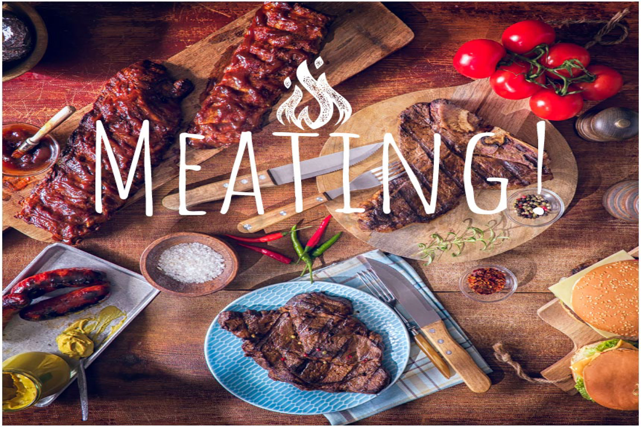 """""""Meating"""" For... Tsiknopempti - Grilling Tips To Become A """"Professional"""""""