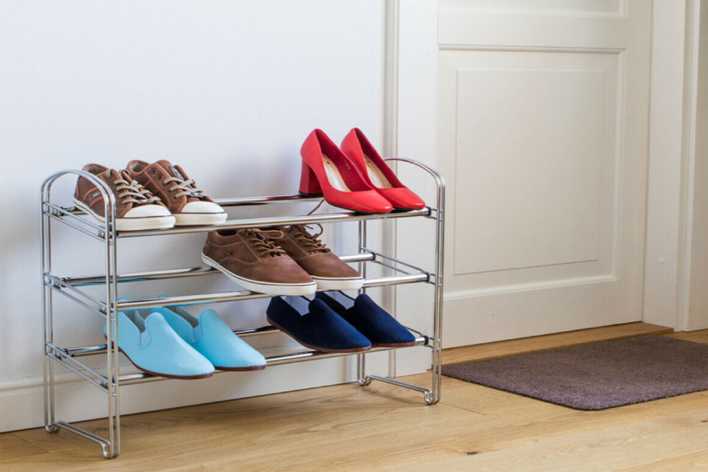 Tips - How to organize your shoes?