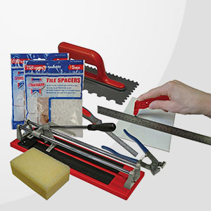 Tile Grouting Tools