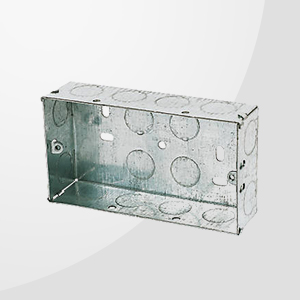 Metal Back Box