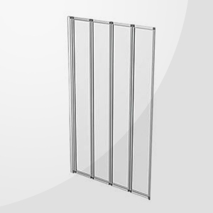Folding Shower Screens