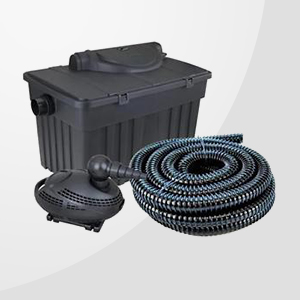 Pond Pumps & Pond Filters