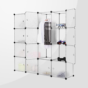 Wardrobe Storage Systems