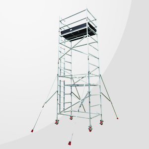 8m+ Scaffold Tower