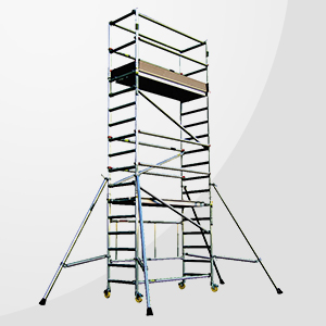 1m - 2.9m Scaffold Tower