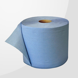 Blue Roll Paper Towels