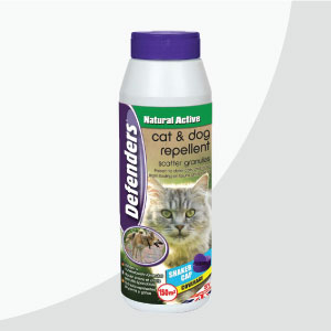 Cat & Dog Repellent Scatters