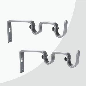 Curtain Pole Supports
