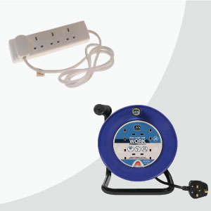 Extension Reels & Extension Leads