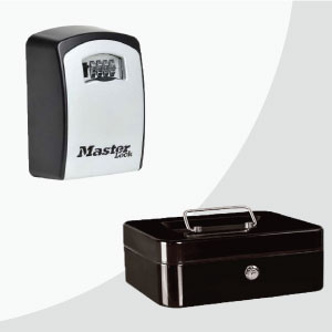 Key Holders, Cash Boxes & Cabinets