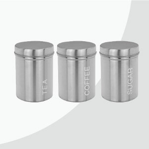 Kitchen Storage Canisters