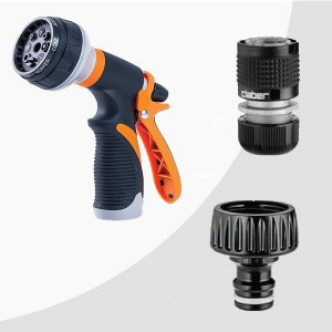 Spray Guns & Hose Pipe Connectors