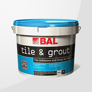 Tiles Adhesive & Grout