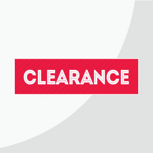 Clearance - Web Only
