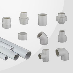 Soil Pipes & Fittings