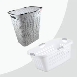 Laundry Bins & Baskets
