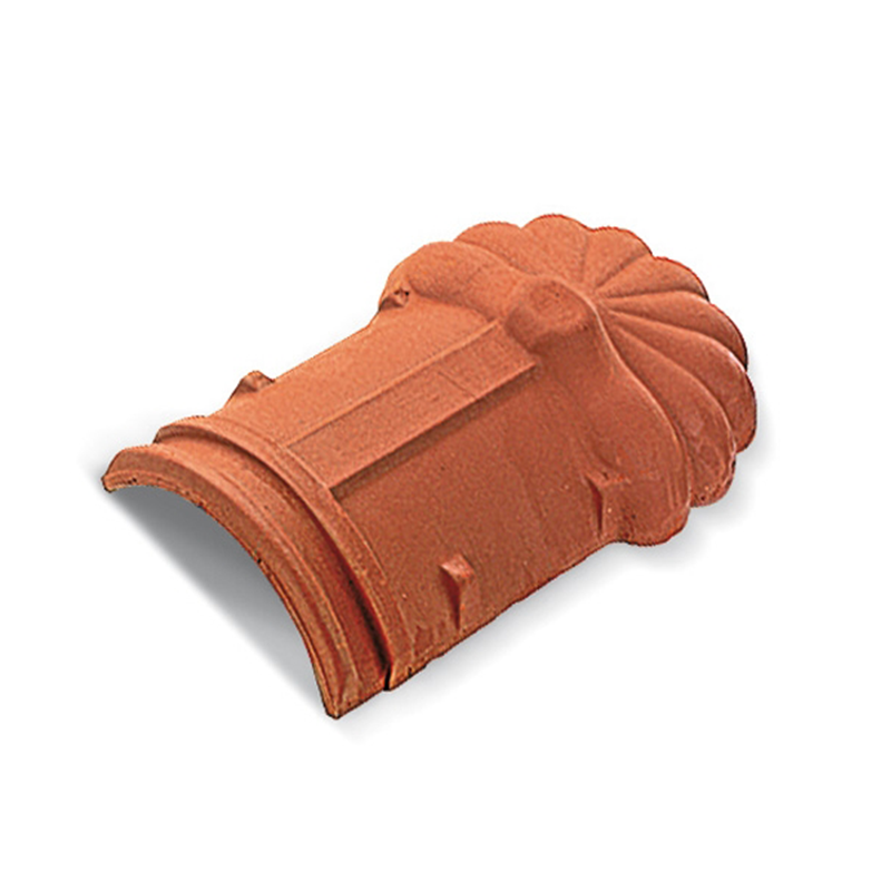 End Ridge Cypriot Roof Tile