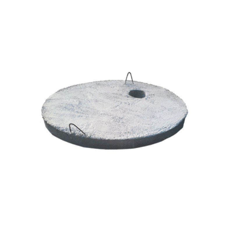 Cement Pipe Lid 120cm