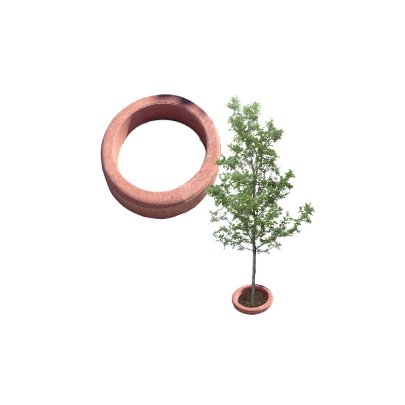 Tree Concrete Rings Large 90cm - Large