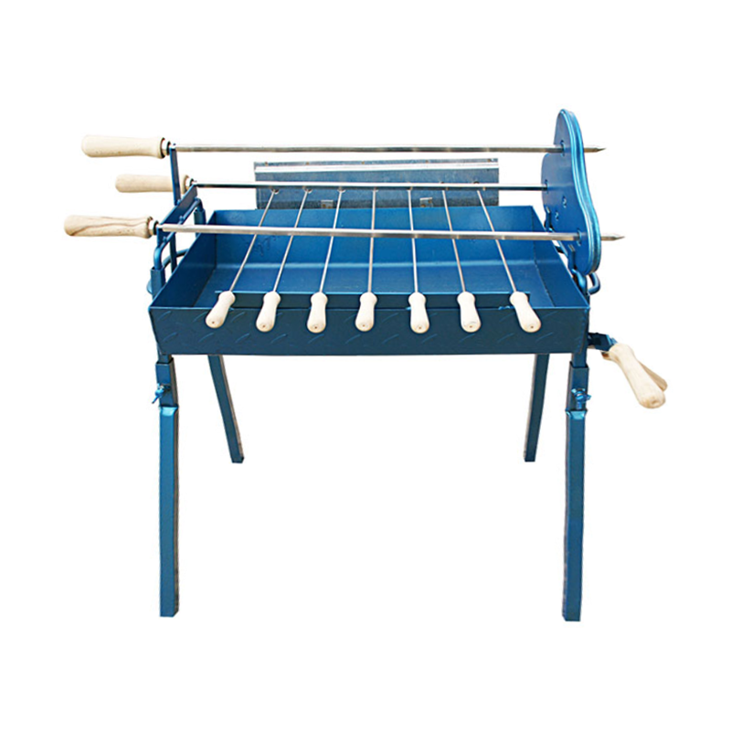 Foukou Small 50x32cm Charcoal BBQ