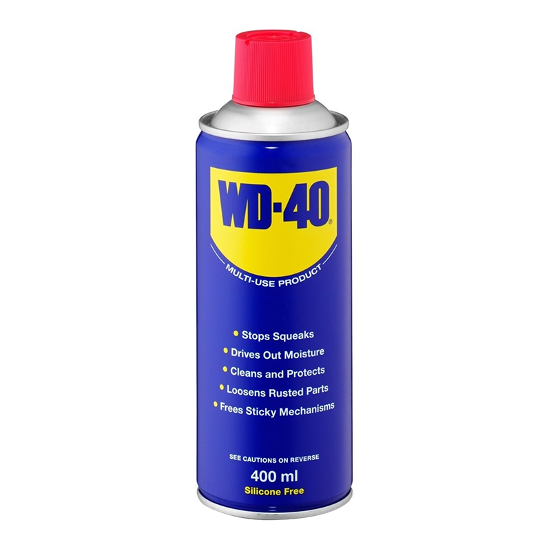 WD-40 Multi-Use Aerosol Lubricant 400ml