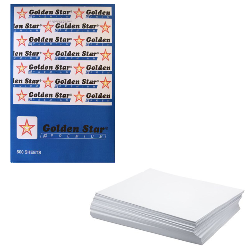 Golden Star A4 500 Sheets Multioffice Paper