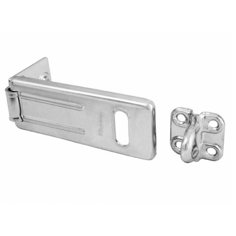 Masterlock 703D 89mm Hasp & Staple