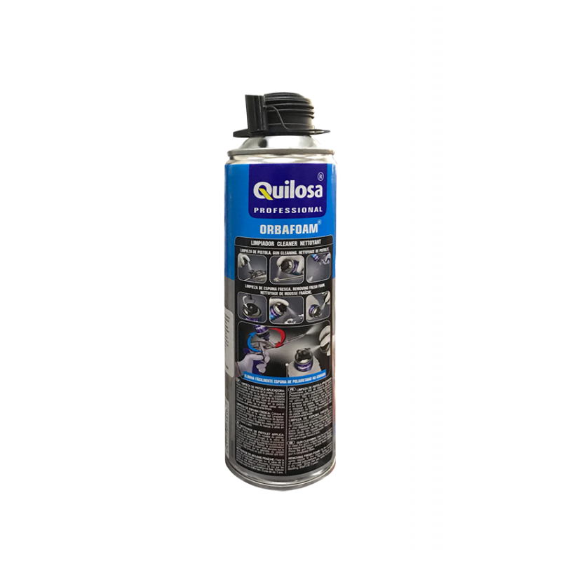 Quilosa Orbafoam 500ml Expanding Foam Cleaner
