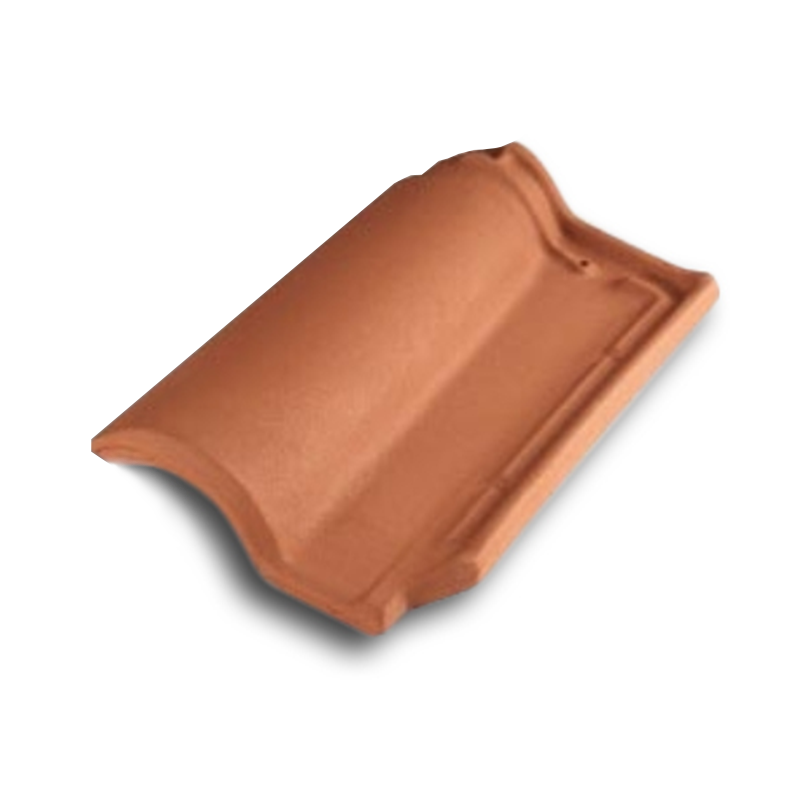 Classic Portuguese Red Italian Roof Tile