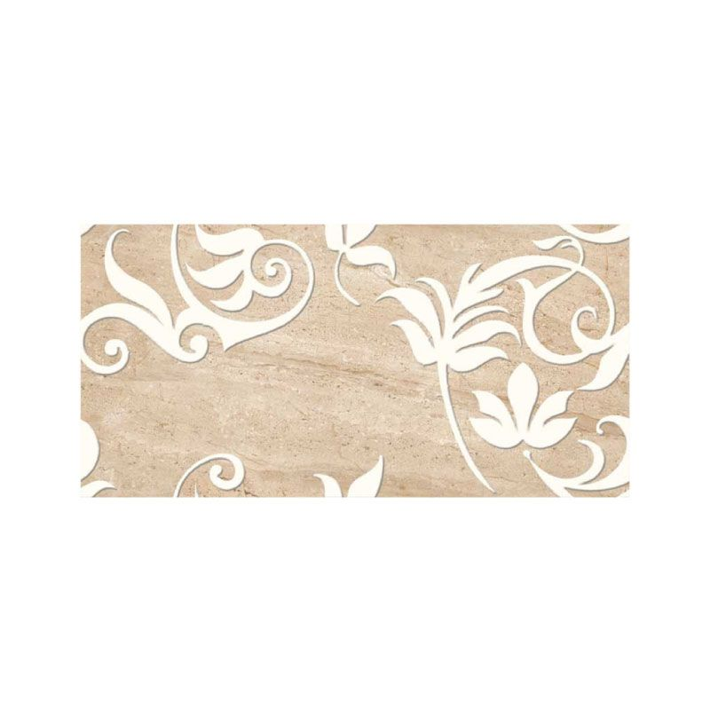 Kaj Silene Decor Beige 60x30 Wall Tile (Per M²)