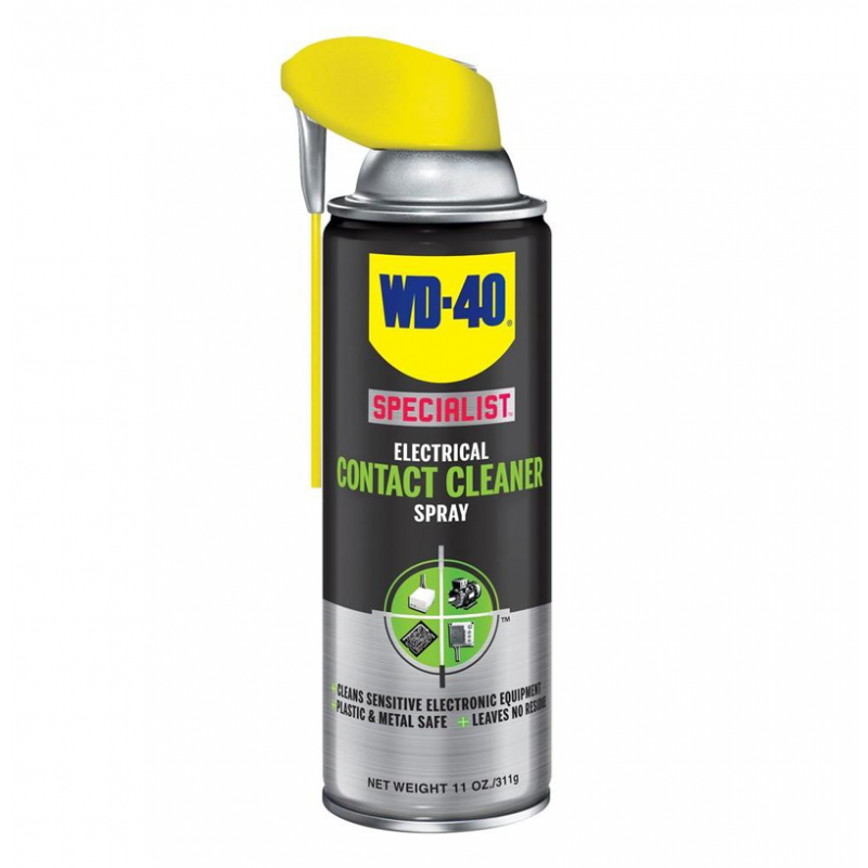 WD-40 Specialist Contact Cleaner Lubricant 400ml