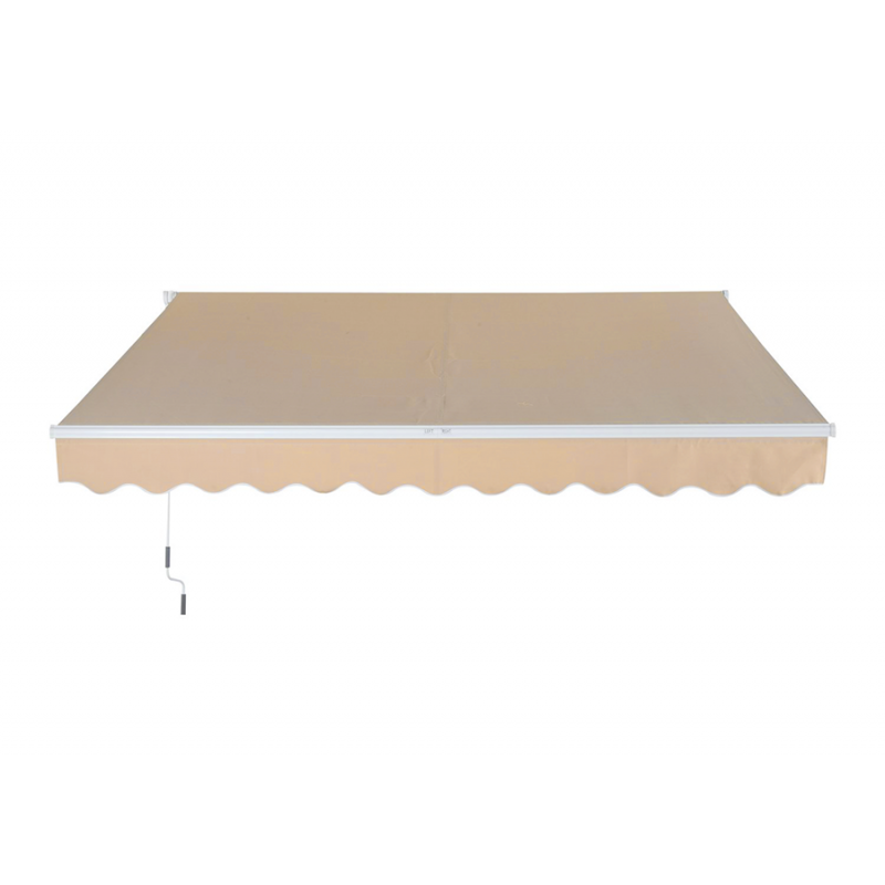 Patio Awning Cream 2.90 x 2m
