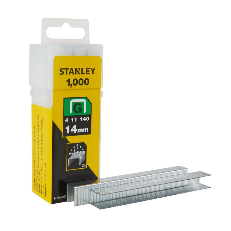 Stanley G 14mm Staples