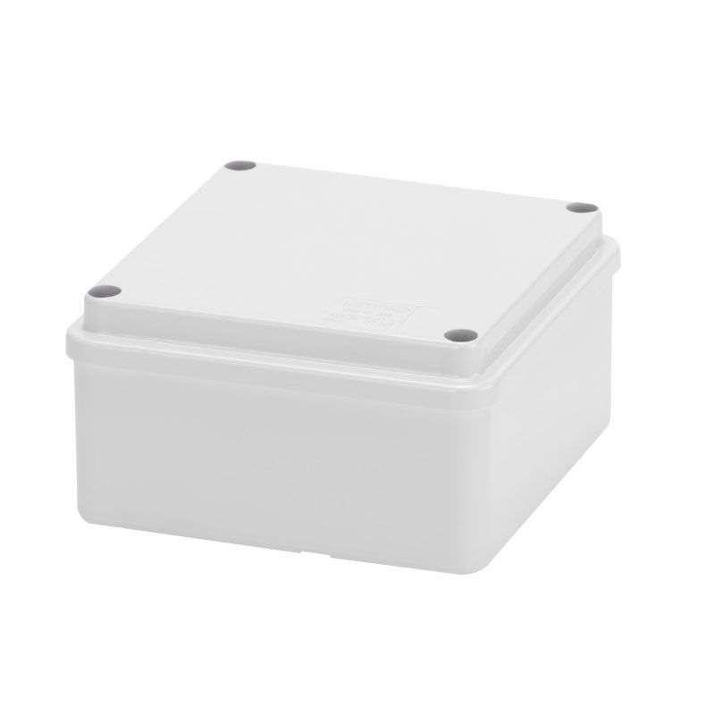 Outdoor Junction Box Square Conversional IP56  102x102mm