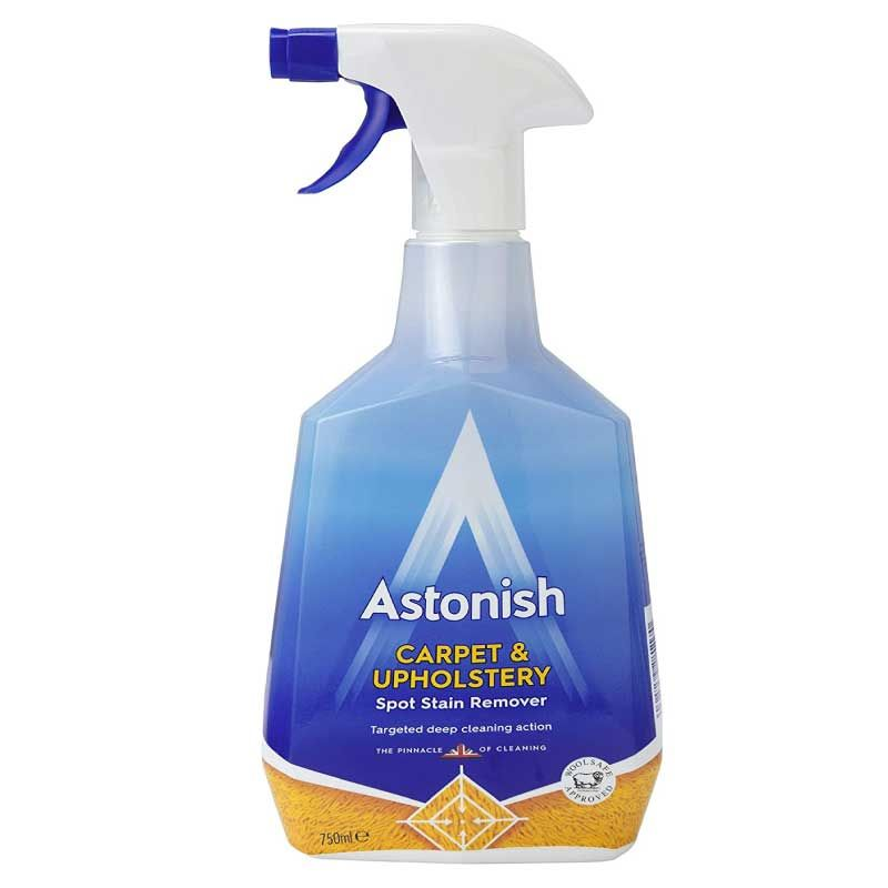 Astonish 750ml Carpets & Upholstery Stain Remover