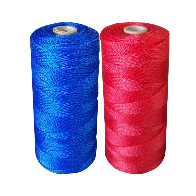 Builders Twisted Rope Red - Blue 1.3mmx225g