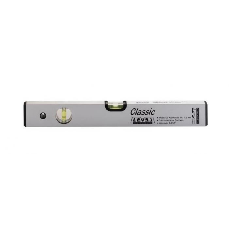 Level Instruments Classic Spirit Level 50cm