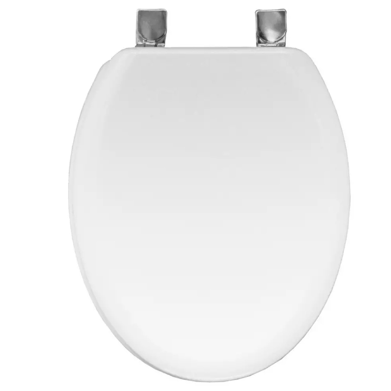 Bemis Chicago White Toilet Seat