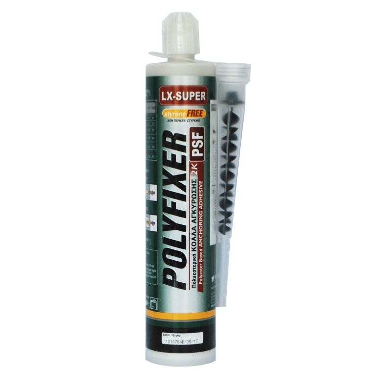 Lx-Super Polyfixer PSF Chemical Resin Anchor