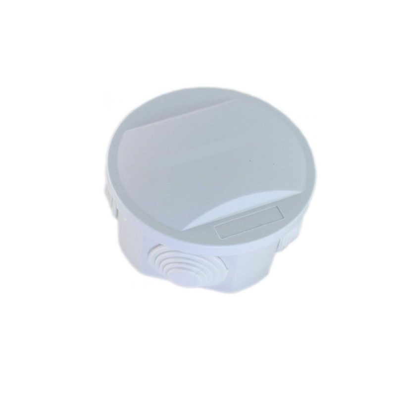 Indoor Junction Box Round IP55 50x50mm