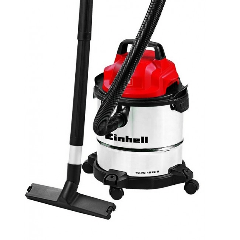 Einhell TC-VC 1812 S Wet/Dry Vacuum Cleaner
