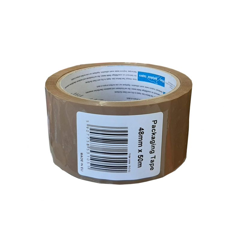 Brown 48mmx50m Packaging Tape