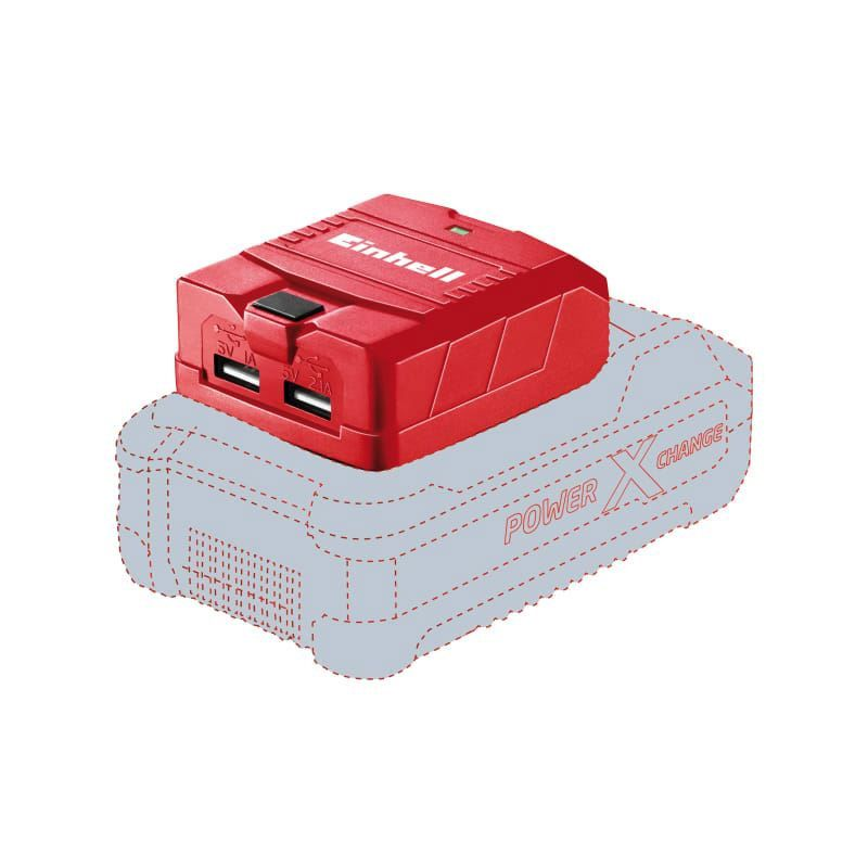 Einhell Power X Change TE-CP 18V Battery USB Chargers