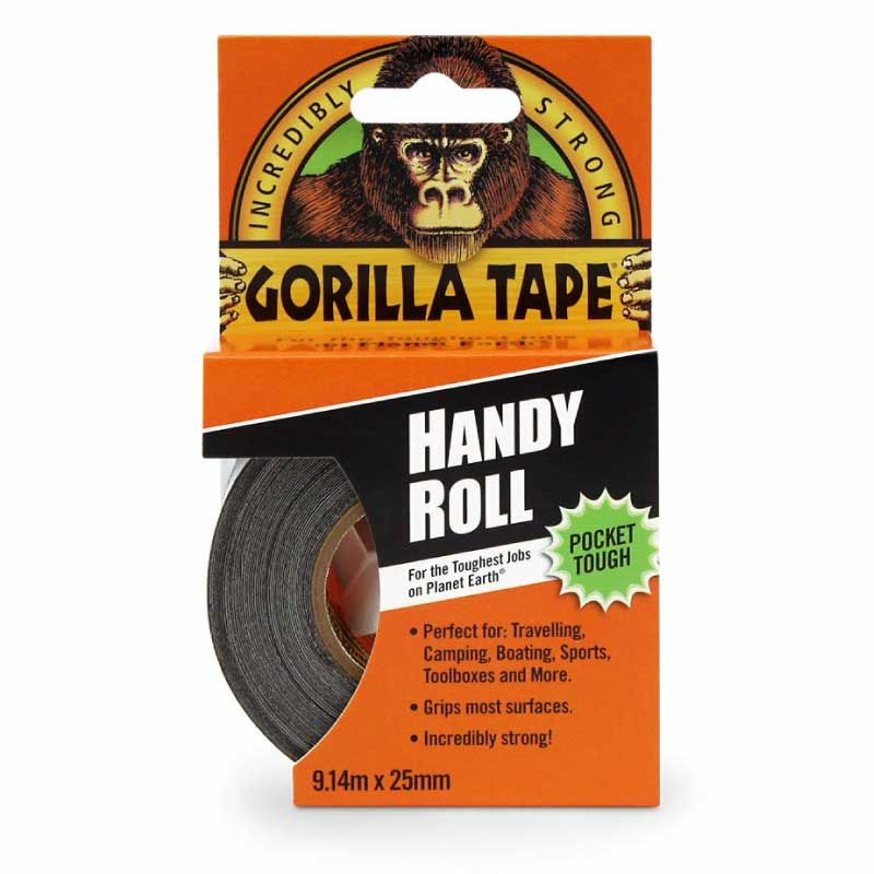 Gorilla 9m Black Duct Tape