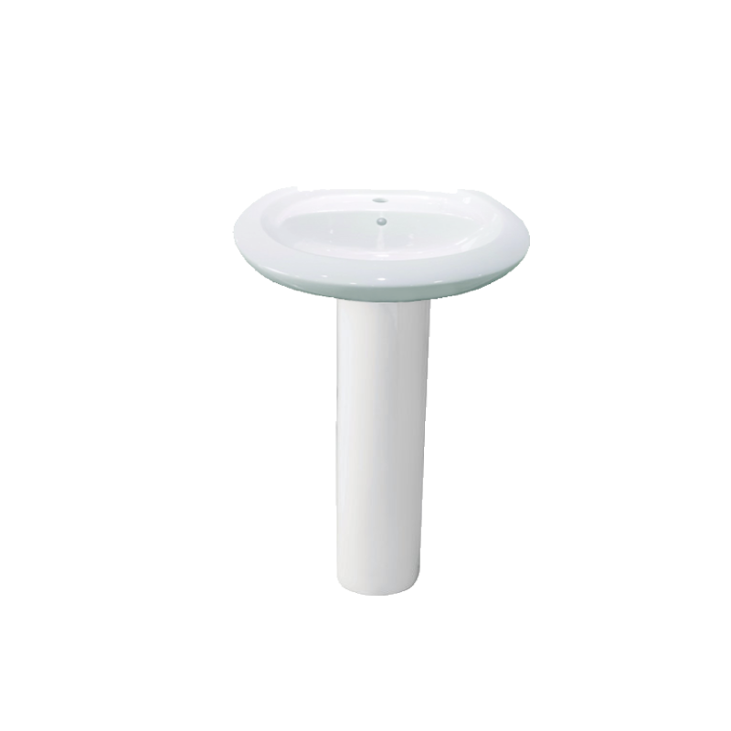 Inter Icp 5541 Bathroom Basin & Pedestal