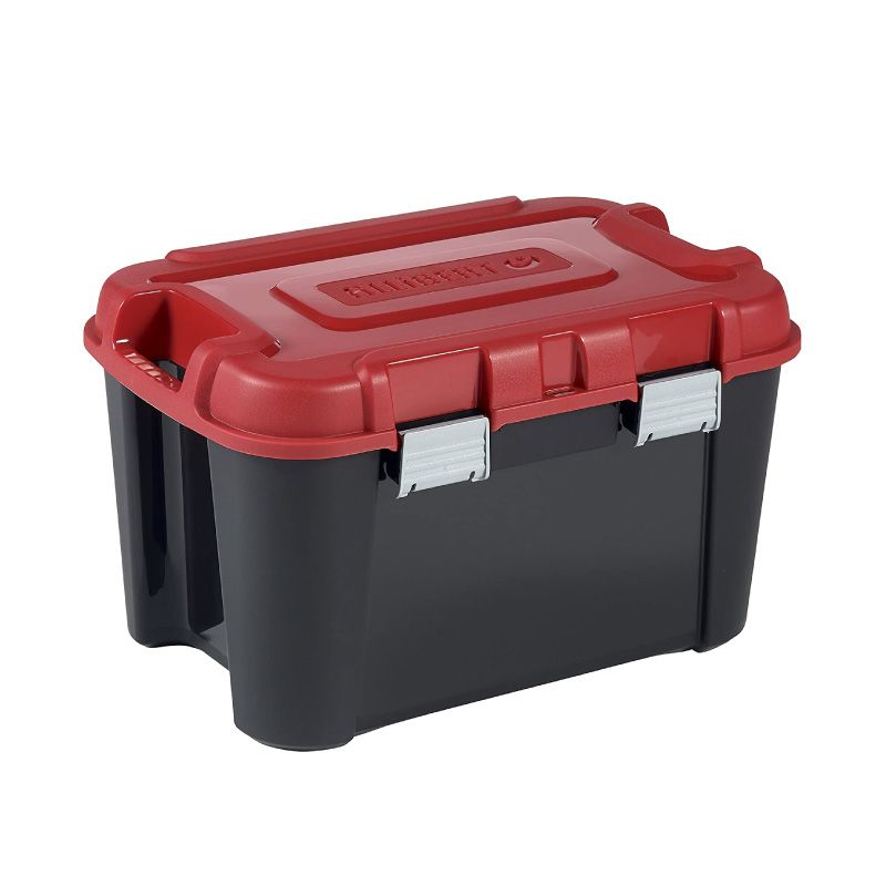 Albert 60Ltr Heavy Duty Storage Box 60 X 40 X 37cm