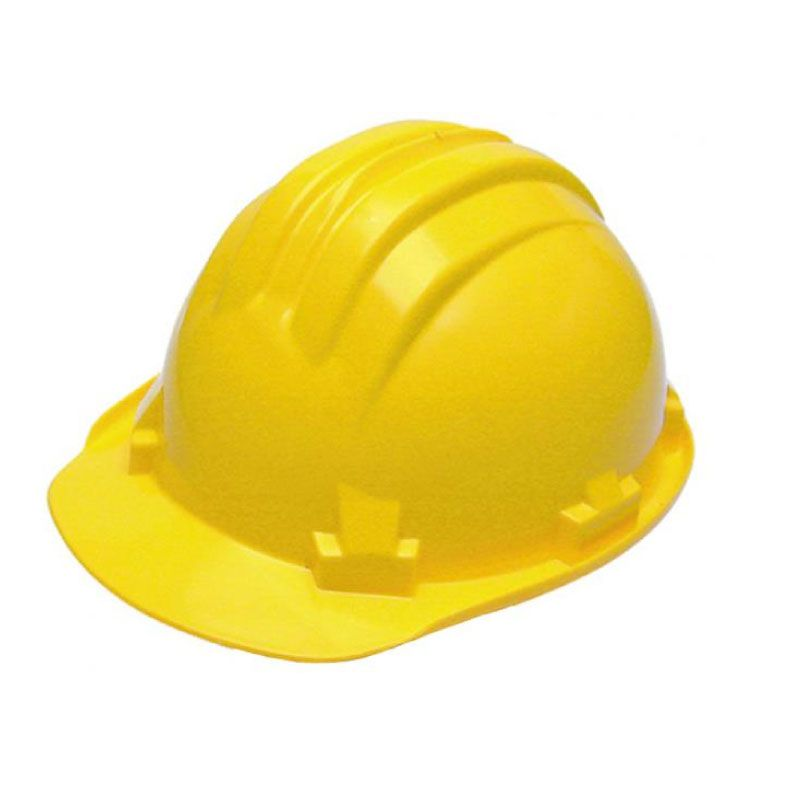 Climax 5-RS Yellow Construction Helmet