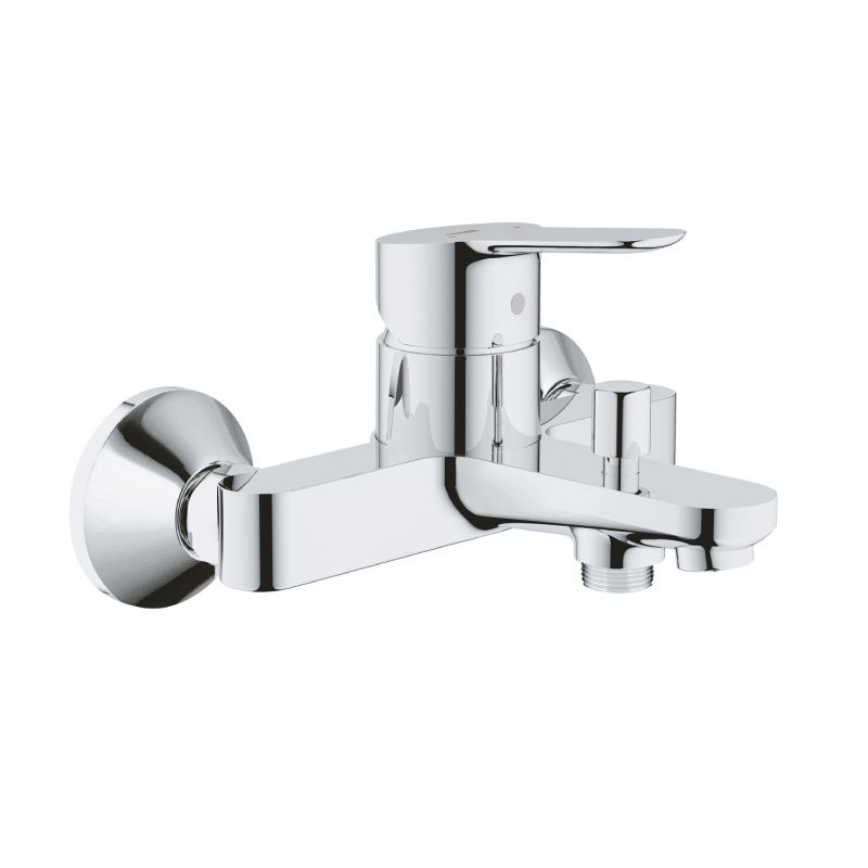 Grohe Bauedge Bath Mixer 32820 Bathroom Tap Chrome