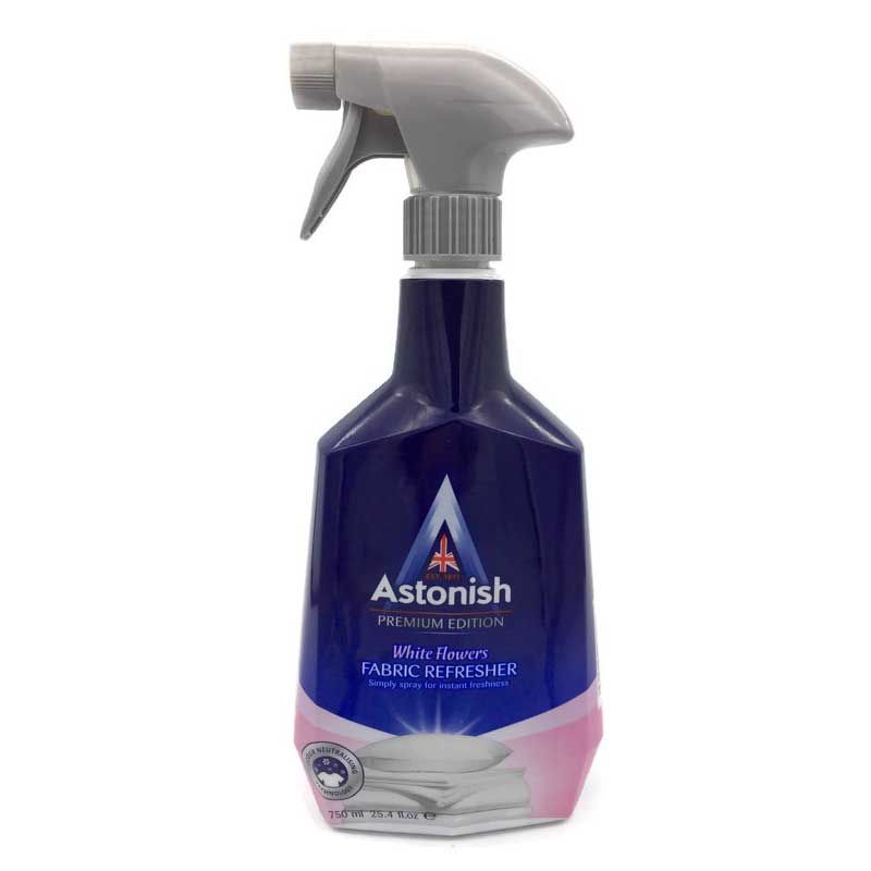 Astonish Premium 750ml Fabric Refresher